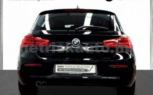 BMW 120 személygépkocsi - 1998cm3 Benzin 55276 5/7