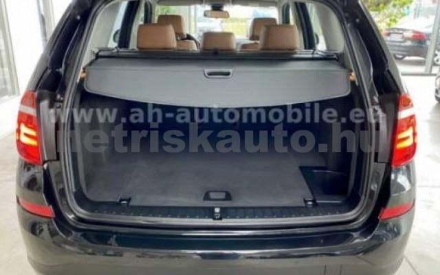 BMW X3 személygépkocsi - 1995cm3 Diesel 55741 7/7