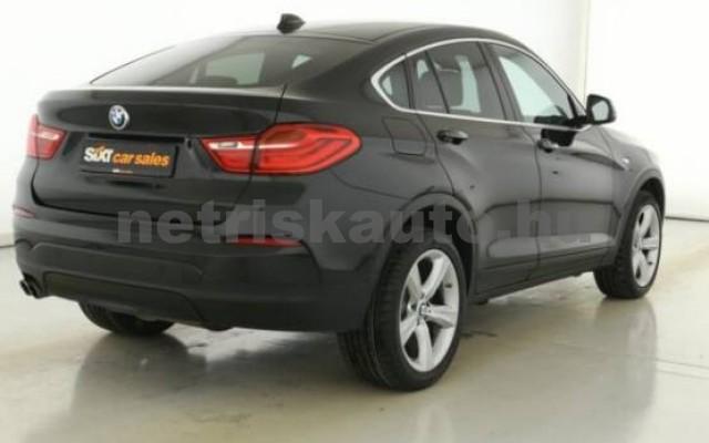 BMW X4 személygépkocsi - 2993cm3 Diesel 43098 5/7