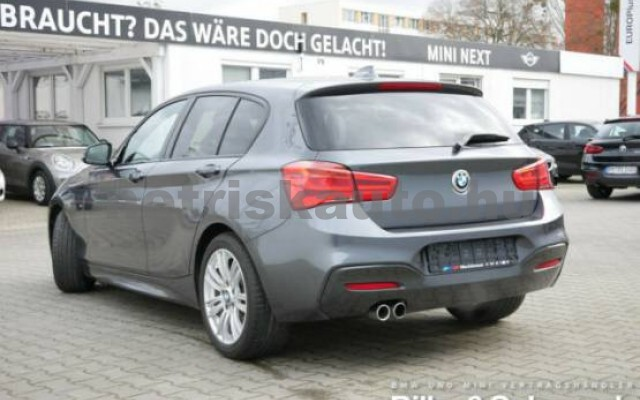 BMW 120 személygépkocsi - 1998cm3 Benzin 42594 5/7