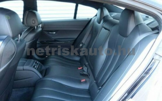 BMW 640 Gran Coupé személygépkocsi - 2979cm3 Benzin 42918 6/7