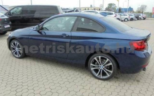 BMW 220 személygépkocsi - 1998cm3 Benzin 55301 6/7