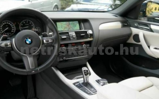 BMW X4 M40 személygépkocsi - 2979cm3 Benzin 55770 4/7