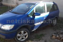 OPEL Zafira 2.0 DTI Comfort személygépkocsi - 1995cm3 Diesel 15799