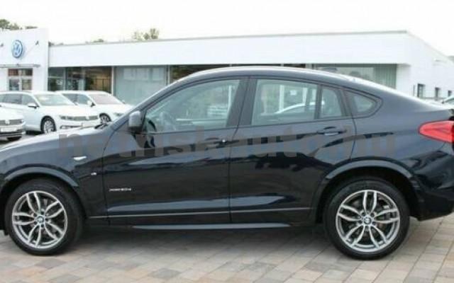 BMW X4 személygépkocsi - 1995cm3 Diesel 55757 4/7