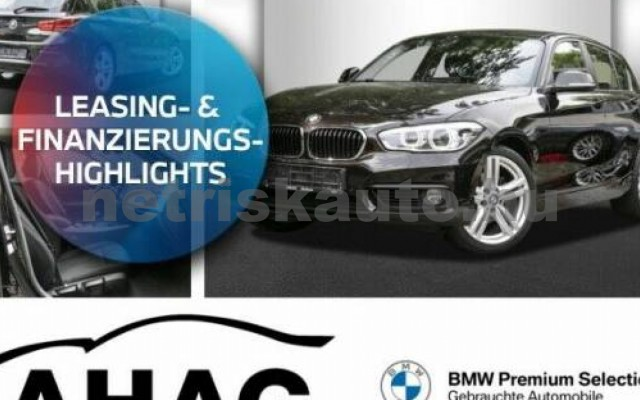 BMW 120 személygépkocsi - 1998cm3 Benzin 55279 2/7
