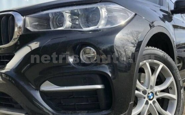 BMW X6 személygépkocsi - 2993cm3 Diesel 43174 6/7