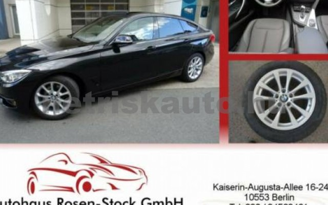 BMW 330 Gran Turismo személygépkocsi - 2993cm3 Diesel 55377 2/7