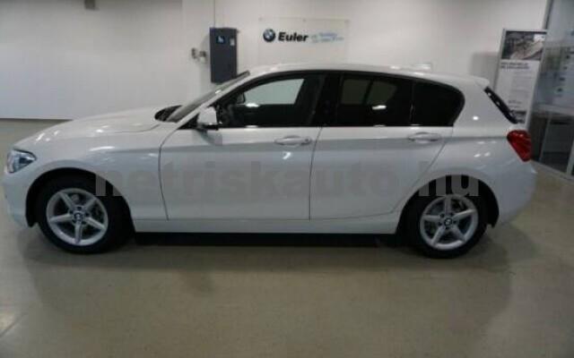 BMW 120 személygépkocsi - 1998cm3 Benzin 42592 5/7