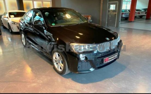 BMW X4 személygépkocsi - 2979cm3 Benzin 43086 3/7