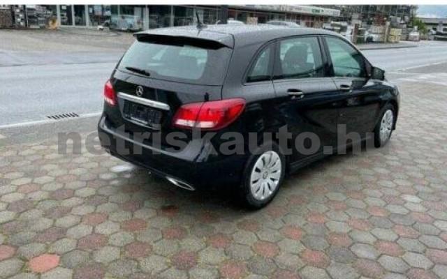 MERCEDES-BENZ B 220 személygépkocsi - 2143cm3 Diesel 110813 4/5