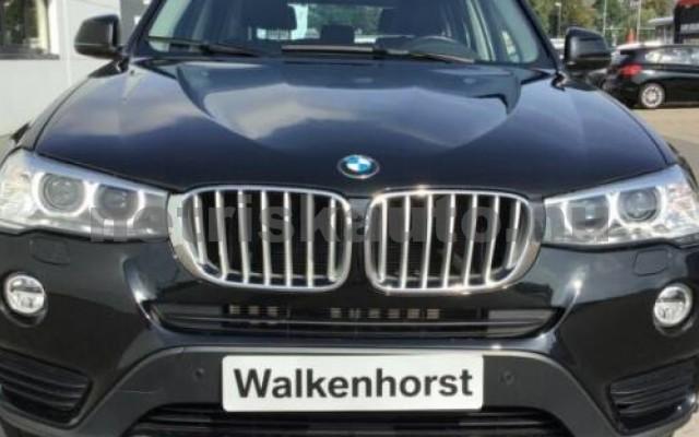 BMW X3 személygépkocsi - 2993cm3 Diesel 55733 4/7