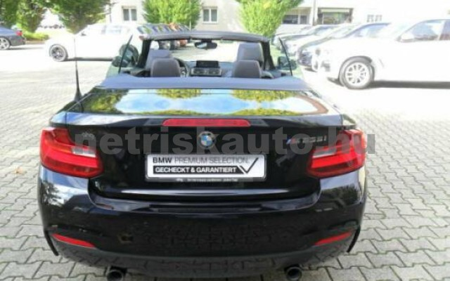 BMW M235 személygépkocsi - 2979cm3 Benzin 43029 7/7