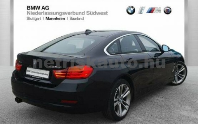 BMW 420 Gran Coupé személygépkocsi - 1995cm3 Diesel 42735 2/7