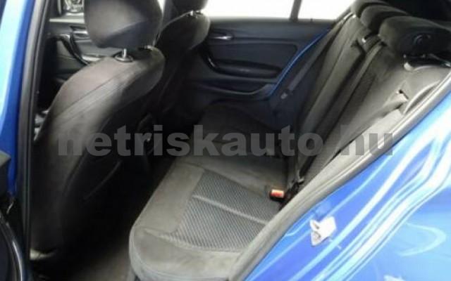 BMW 120 személygépkocsi - 1998cm3 Benzin 55280 5/7
