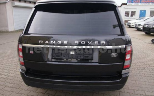 LAND ROVER Range Rover személygépkocsi - 5000cm3 Benzin 43462 6/7