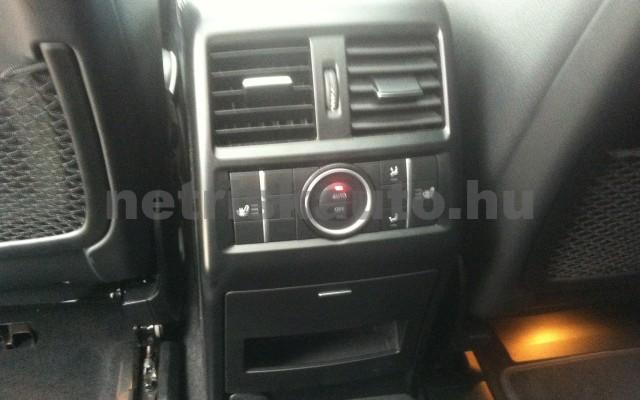 MERCEDES-BENZ M-osztály ML 500 BlueEFFICIENCY Aut. személygépkocsi - 4663cm3 Benzin 20168 10/12