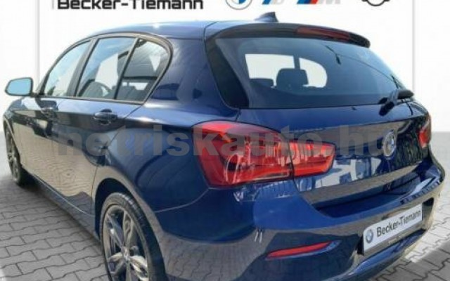 BMW 120 személygépkocsi - 1998cm3 Benzin 55283 7/7