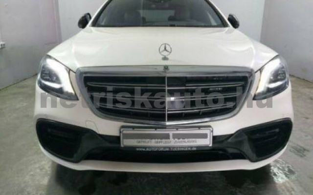 S 63 AMG személygépkocsi - 3982cm3 Benzin 106144 4/12