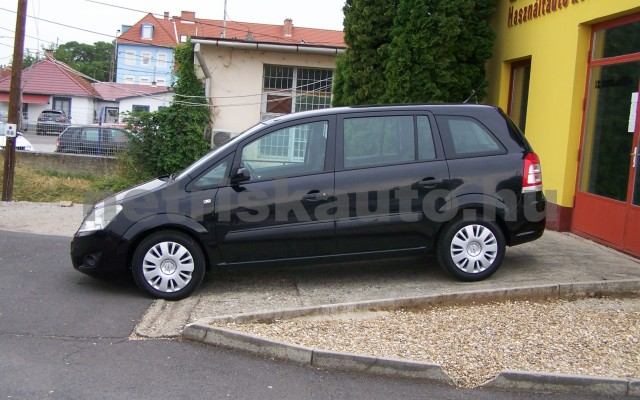 OPEL Zafira 1.6 Enjoy személygépkocsi - 1598cm3 Benzin 98312 2/12