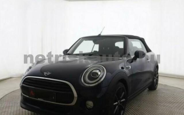 Cooper Cabrio személygépkocsi - 1499cm3 Benzin 105700 6/12