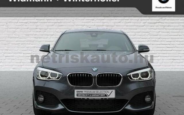 BMW 1-es sorozat 118i Aut. személygépkocsi - 1499cm3 Benzin 42339 5/6