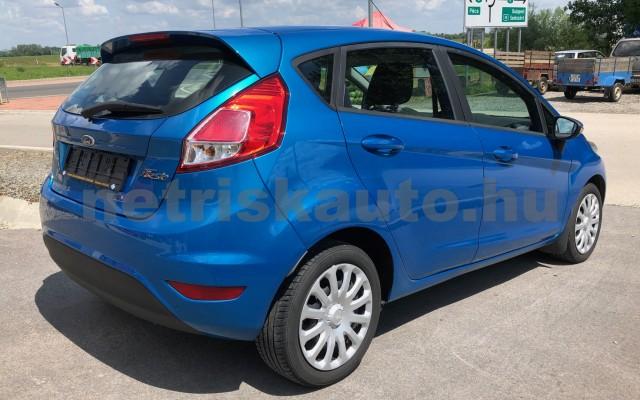 FORD Fiesta 1.25 Titanium Technology EURO6 személygépkocsi - 1242cm3 Benzin 44883 8/12