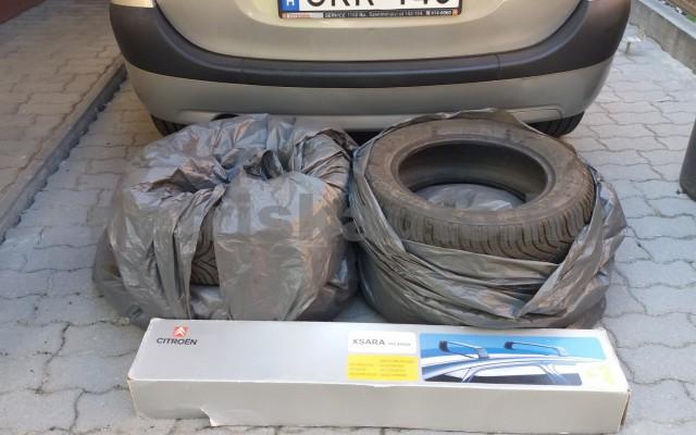 CITROEN Xsara Picasso 1.6 SX személygépkocsi - 1587cm3 Benzin 47425 11/11