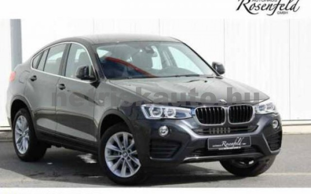 BMW X4 személygépkocsi - 1998cm3 Diesel 43109 2/7