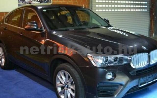 BMW X4 személygépkocsi - 2993cm3 Diesel 55748 4/7