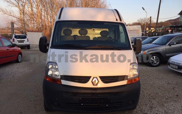 RENAULT Master 2.5 dCi L2H1 tehergépkocsi 3,5t össztömegig - 2463cm3 Diesel 27402 6/12