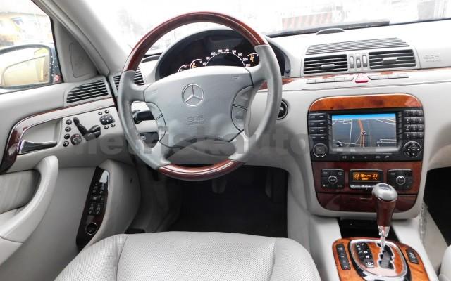 MERCEDES-BENZ S-osztály S 500 L 4Matic Aut. személygépkocsi - 4966cm3 Benzin 27432 8/12