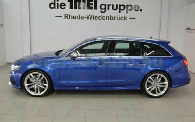 AUDI RS6 4.0 V8 TFSI qu. tiptronic [5sz] személygépkocsi - 3993cm3 Benzin 42500 4/7
