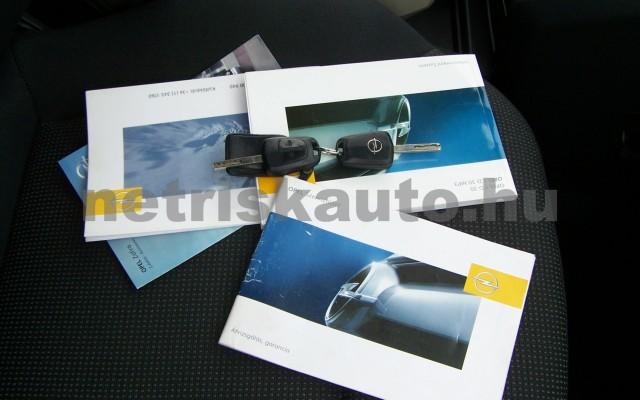 OPEL Zafira 1.6 Enjoy személygépkocsi - 1598cm3 Benzin 98312 12/12