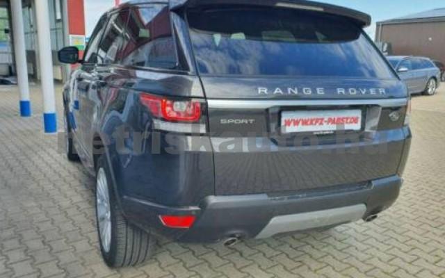 Range Rover személygépkocsi - 2993cm3 Diesel 105600 4/11
