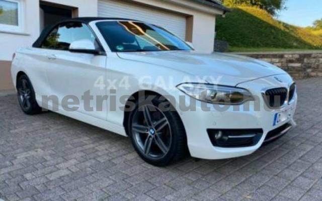 BMW 220 személygépkocsi - 1995cm3 Diesel 55299 7/7