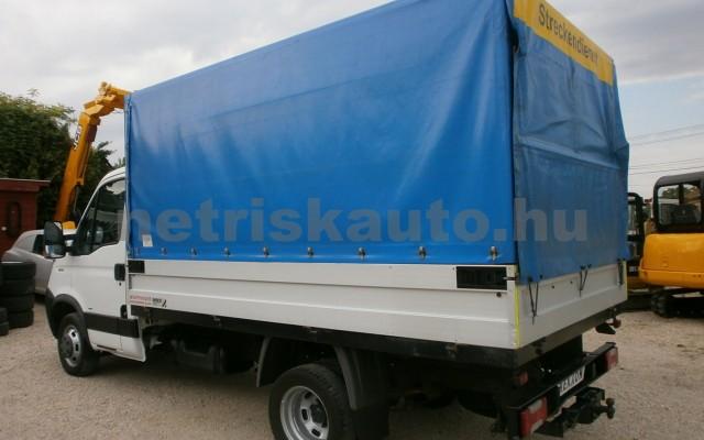 IVECO 40 DailyC15 3 FŐ+PLATÓ+PONYVA,KEVÉS KM tehergépkocsi 3,5t össztömegig - 2998cm3 Diesel 17064 3/8