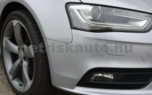 AUDI A4 1.8 TFSI multitronic EU6 személygépkocsi - 1798cm3 Benzin 55060 7/7