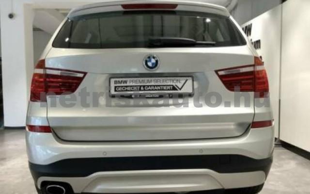 BMW X3 személygépkocsi - 1995cm3 Diesel 55726 6/7