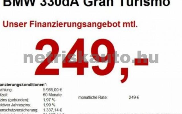 BMW 330 Gran Turismo személygépkocsi - 2993cm3 Diesel 55386 2/7