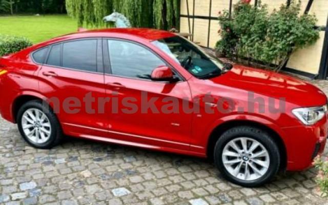 BMW X4 személygépkocsi - 1995cm3 Diesel 55773 4/7