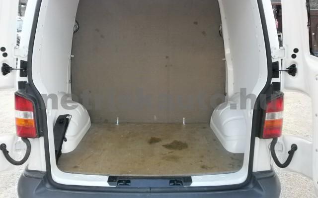 VW Transporter 1.9 TDI Mixto 'D.kab' tehergépkocsi 3,5t össztömegig - 1896cm3 Diesel 89228 9/9