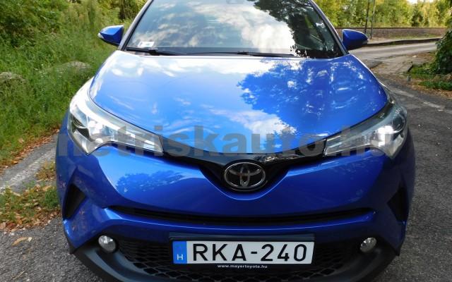 TOYOTA C-HR 1.2T Active (ülésfűtéssel) személygépkocsi - 1197cm3 Benzin 104536 4/12