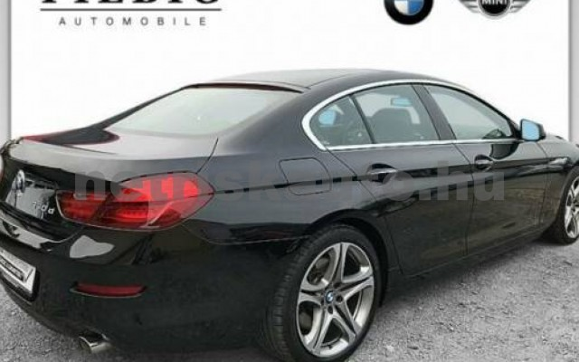 BMW 640 Gran Coupé személygépkocsi - 2993cm3 Diesel 55600 4/7