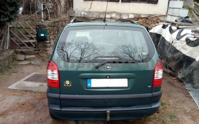 OPEL Zafira 1.8 16V Comfort személygépkocsi - 1796cm3 Benzin 29271 2/8