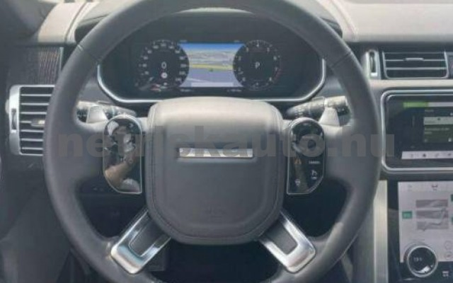 LAND ROVER Range Rover személygépkocsi - 2996cm3 Benzin 110537 12/12