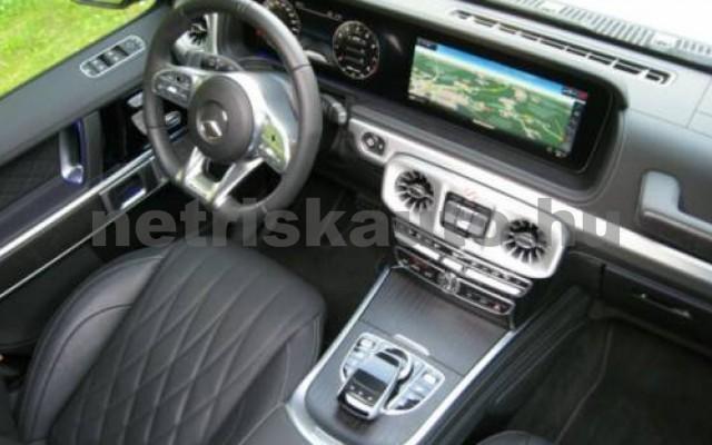 G 63 AMG személygépkocsi - 3982cm3 Benzin 105923 7/11