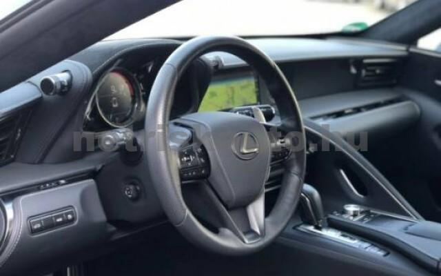 LEXUS LC 500 személygépkocsi - 4969cm3 Benzin 43502 7/7