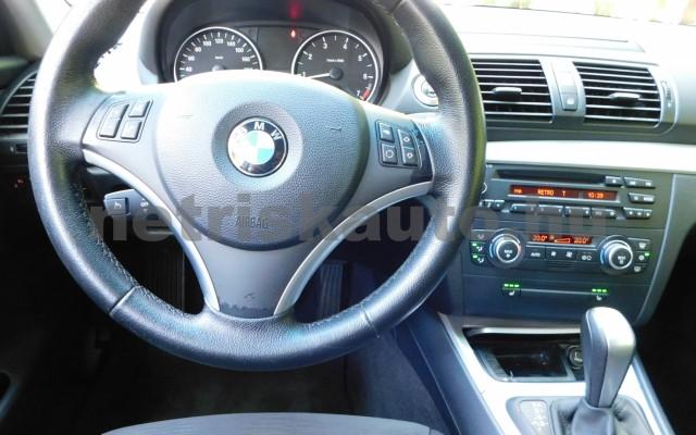 BMW 1-es sorozat 116i Aut. személygépkocsi - 1599cm3 Benzin 93223 7/12