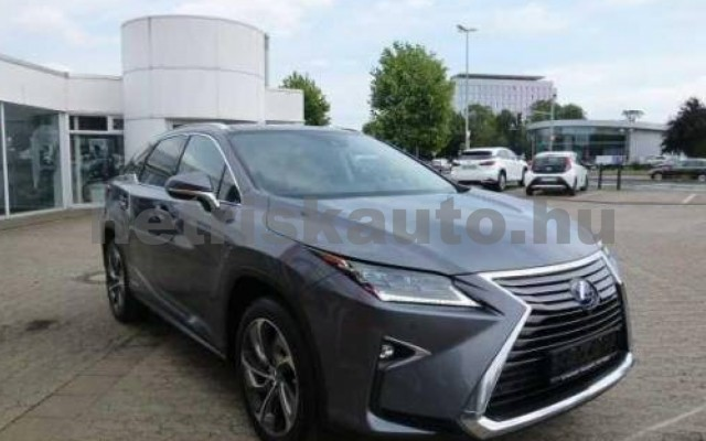 LEXUS RX 450 személygépkocsi - 3456cm3 Benzin 110638 2/12